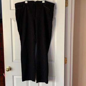 Black NYD slimming pants